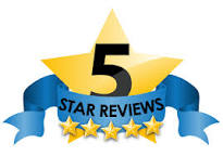 5-star-reviews for Crown Transmissions, your Auto Transmission Expert!