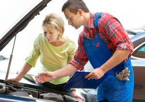 Crown Transmission also offers auto repair in the Marietta Area