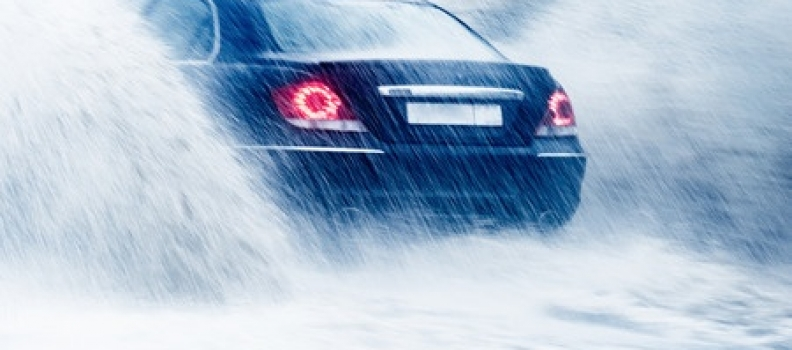 Winter Weather And Water In Your Transmission